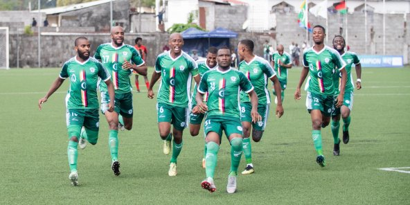 CAN 2022: Comores Contre Le Kenya le 9 octobre en match de qualification