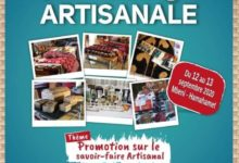 Un week-end artisanal à Mbeni: 12-13 septembre 2020